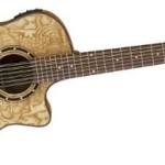 Taylor Gs Mini Koa Acoustic Electric Guitar Natural
