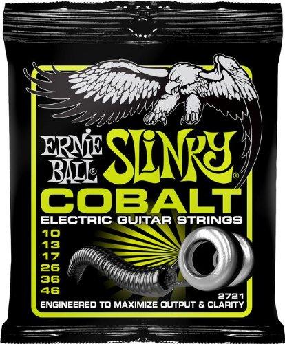 ernie ball 2721 cobalt regular slinky electric guitar strings 010 046 guitar stuff now. Black Bedroom Furniture Sets. Home Design Ideas