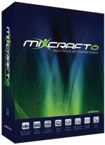 Acoustica Mixcraft 6 Digital Audio Workstation