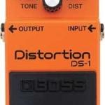 Boss DS1 Distortion Guitar Pedal