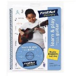 First Act Discovery: Learn & Play Guitar Book (w/CD)