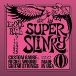 Ernie Ball Super Slinky String Set (9 – 42)