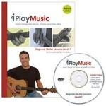 Hal Leonard Beginner Guitar Lessons Level 1 (DVD)