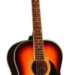 INDIANA Dakota IDA-TB Acoustic Guitar – Tobacco Sunburst