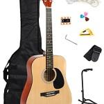 crescent eb46 bcm electric bass guitar starter kit blue chrome metallic guitar stuff now. Black Bedroom Furniture Sets. Home Design Ideas