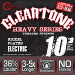 Cleartone Monster Electric Guitar Strings – Dave Mustaine Signature Series 10-52