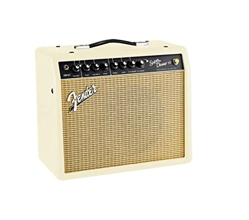 Fender Super Champ X2 Dirty Blonde 15 Watt 1×10 Tube Guitar Amplifier Limited Edition