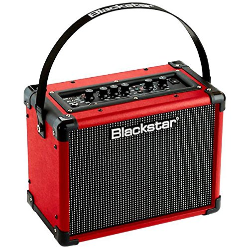 Blackstar ID:Core 10W 2×5 Limited Edition Stereo Guitar Combo Amp Red Red