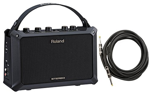 Roland MOBILE AC 5W 2×4 Acoustic Guitar Combo Amp w/ Cable