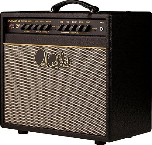 PRS Sonzera 20 20W 1×12 Tube Guitar Combo Amplifier Black