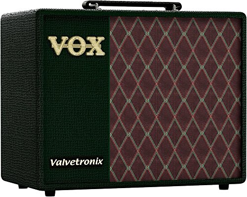 Vox Limited Edition Valvetronix VT20X BRG 20W 1×8 Guitar Modeling Combo Amp British Racing Green