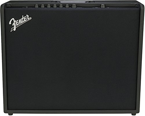 Fender Mustang GT 200 Bluetooth Enabled Solid State Modeling Guitar Amplifier