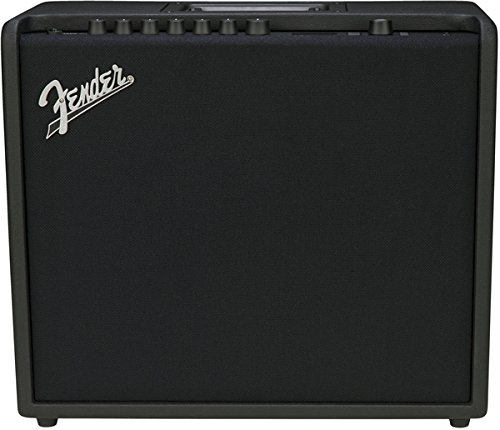 Fender Mustang GT 100 Bluetooth Enabled Solid State Modeling Guitar Amplifier