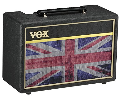 Vox Pathfinder 10 10W 1×6.5 Limited Edition Union Jack Guitar Combo Amp Black