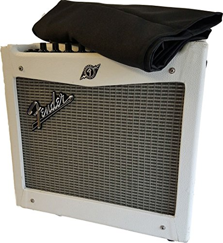 DCFY – Fender Rumble 40 Bass Combo Guitar Amp Dust Cover | Premium Quality