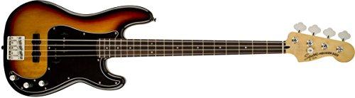 Squier by Fender Vintage Modified Precision Bass  (PJ) 3-Tone Sunburst
